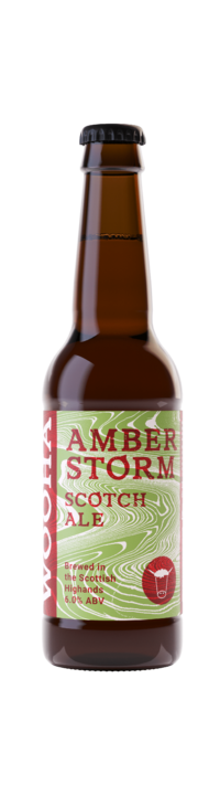 Amber Storm Image