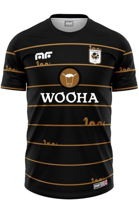 Loch Ness FC Strip PRE-ORDER ONLY