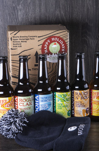 Beer & Bobble Hat Giftpack