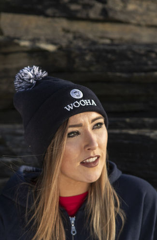 WooHa Bobble hat